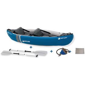 Sevylor Adventure Kit vene , harmaa/sininen